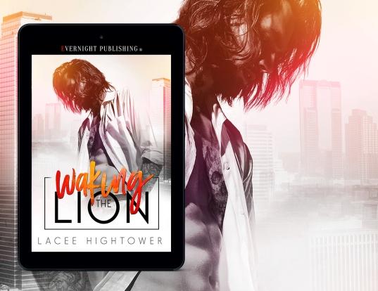 Waking The Lion-3D-eReader